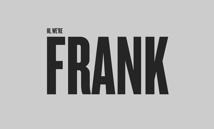 Frank Collective website