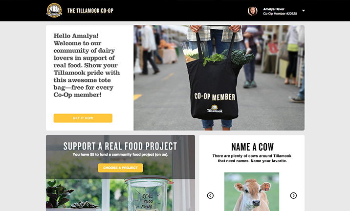 The Tillamook Co-Op