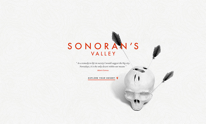 Sonoran's Valley website