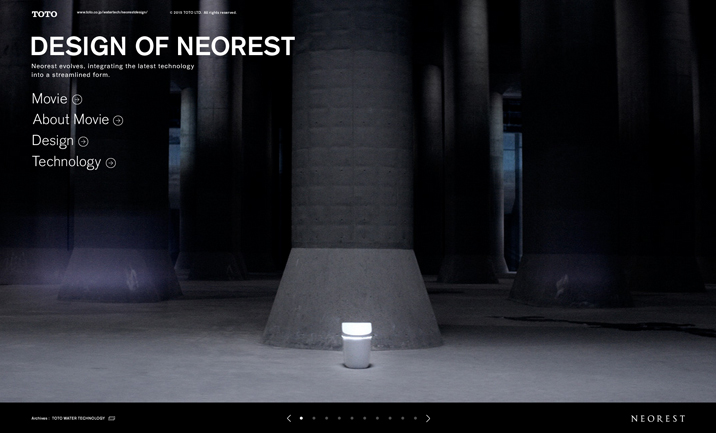 DESIGN OF NEOREST