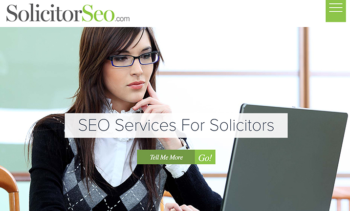 Solicitor Seo website
