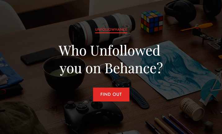 Unfollowhance website