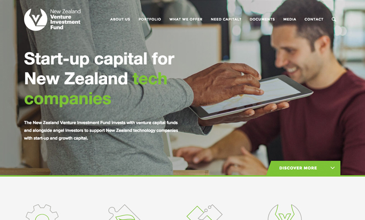 NZVIF website