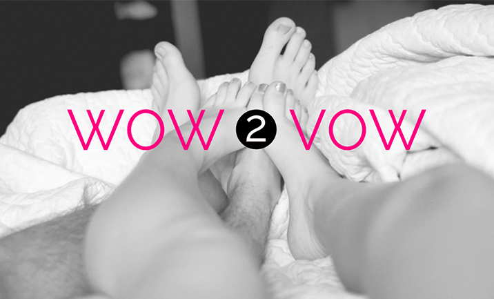 Wow 2 Vow website