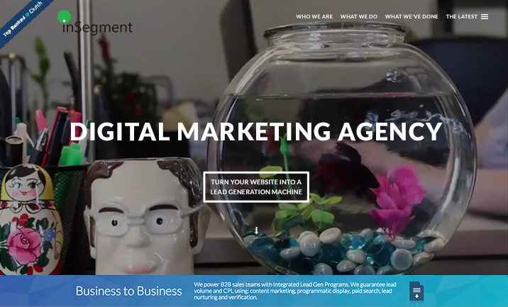 inSegment - Digital Marketing