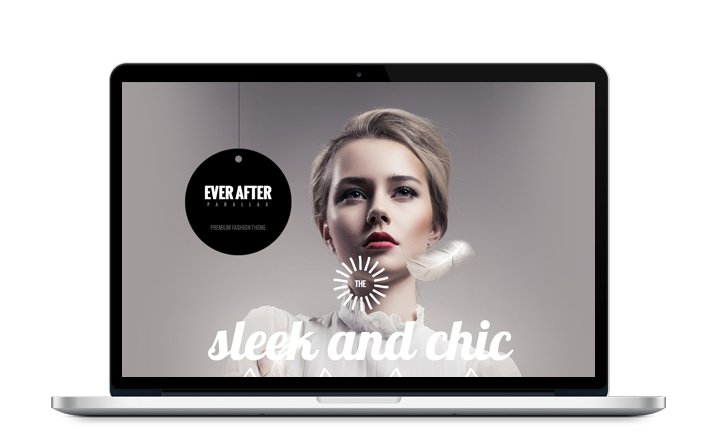 Ever After | Fashion Theme website