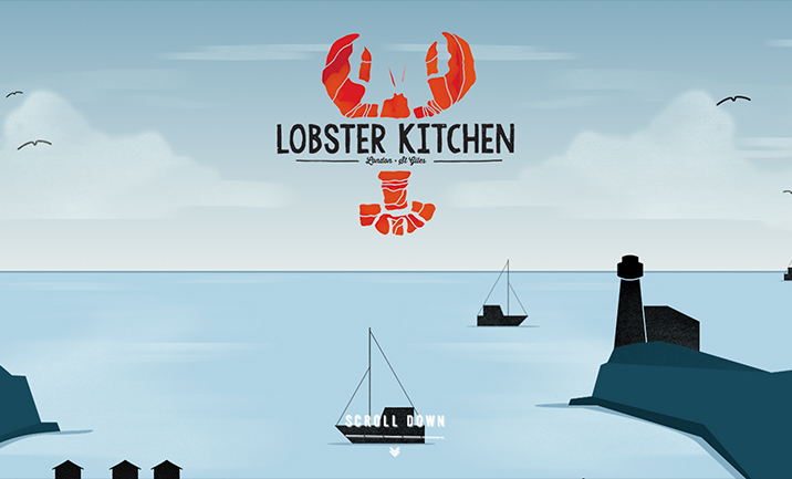 Lobster Kitchen  website