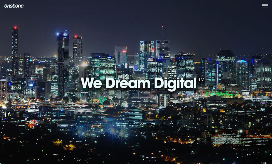 Brisbane Digital Agencja website