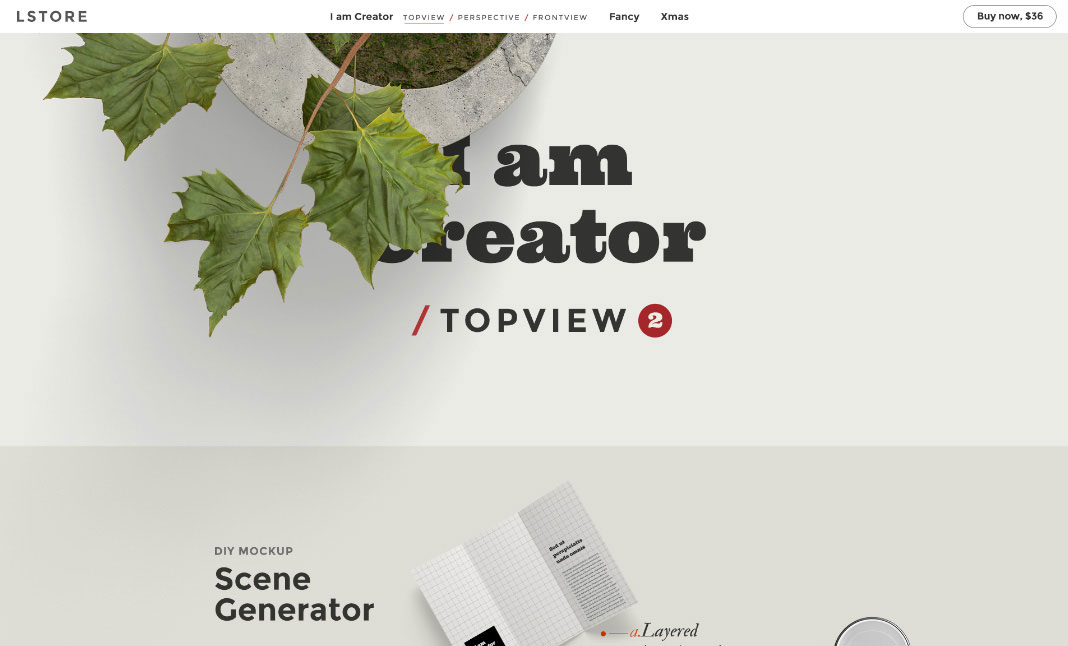 I am Creator Topview