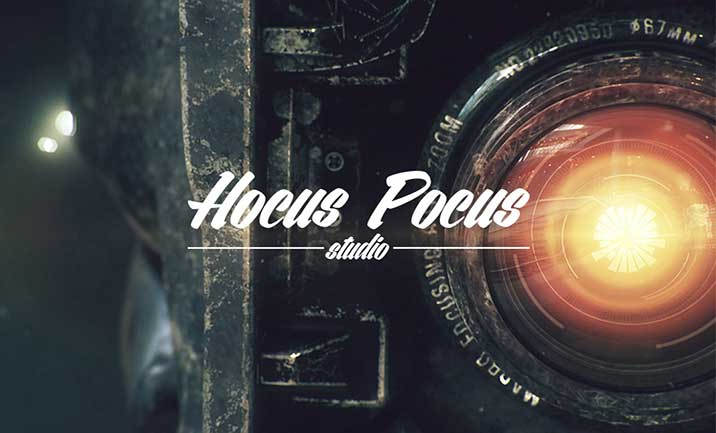 Hocus Pocus Studio website