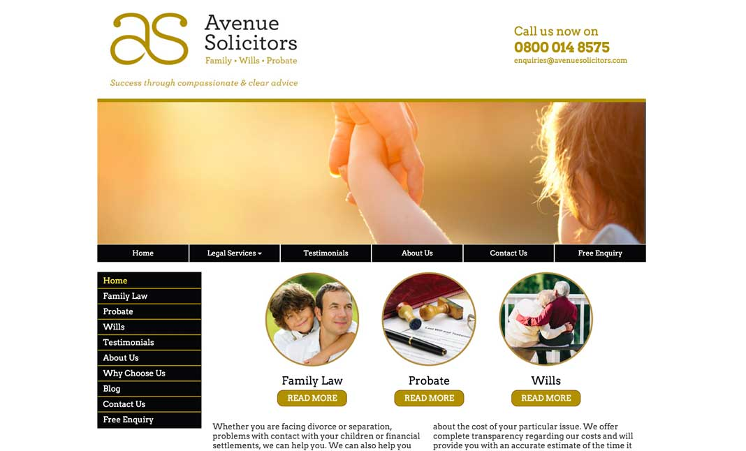 Avenue Solicitors Ealing