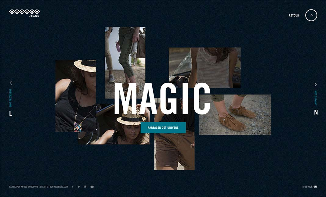 Catalogue Interactif Bonobo