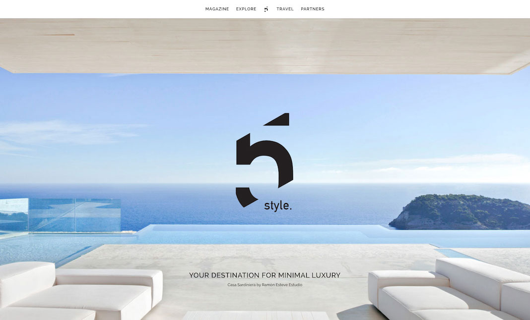 5 STYLE website