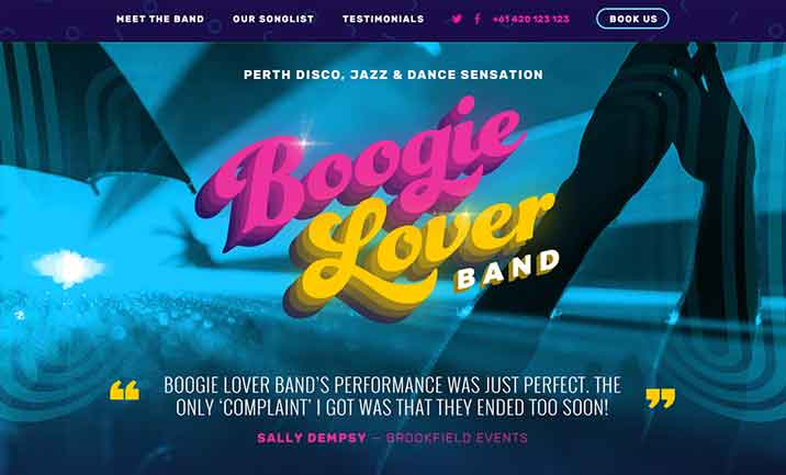 Boogie Lover Band