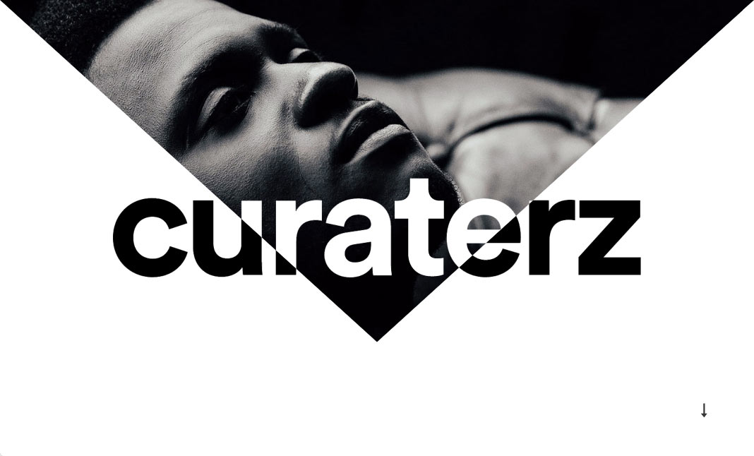 Curaterz website