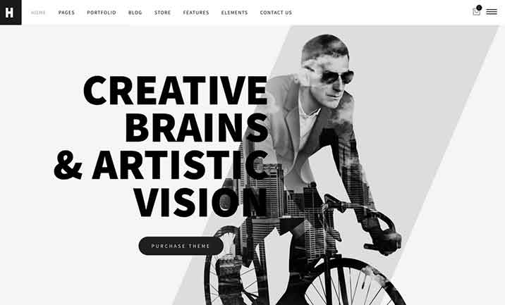 Heli - Creative Multipurpose WP