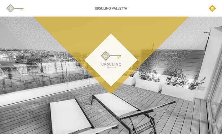 Ursulino Valletta website