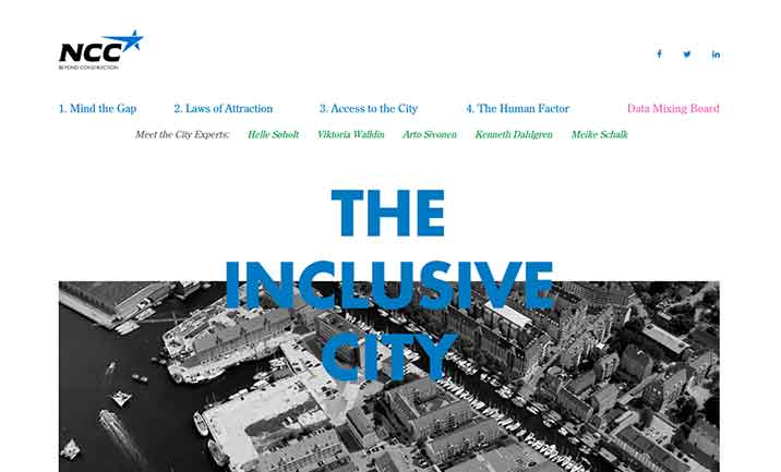 The Inclusive City