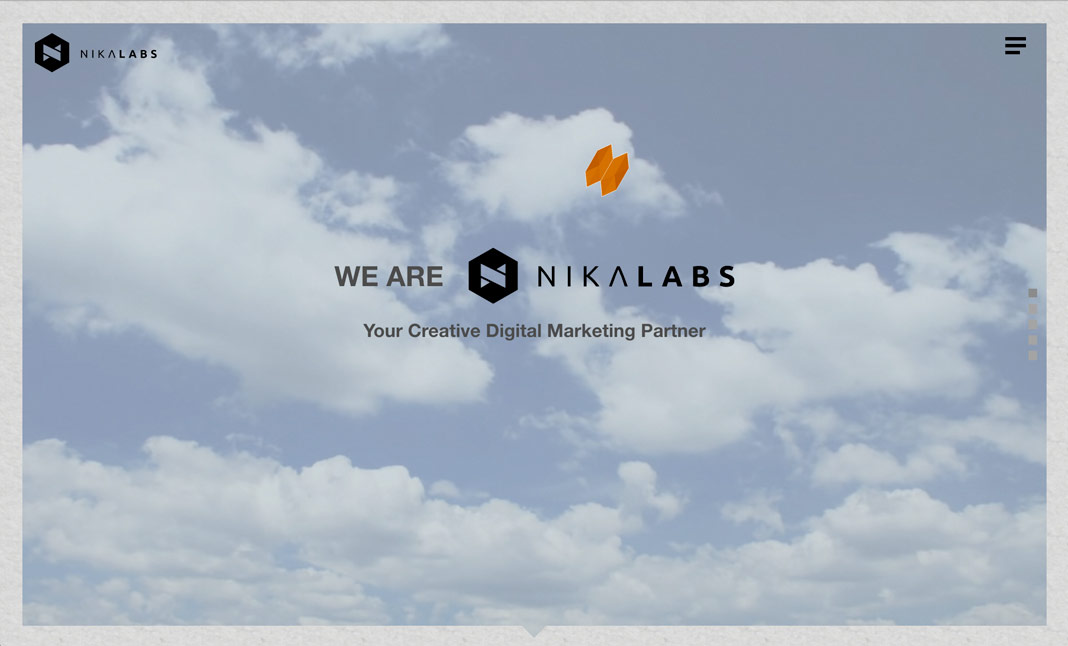 Nikalabs Digital Marketing website