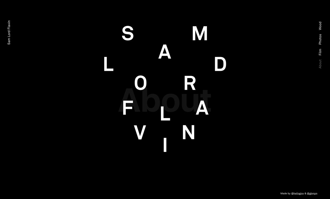 Sam Lord Flavin screenshot 3