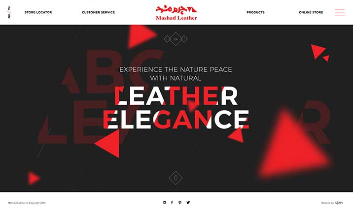 Mashad Leather