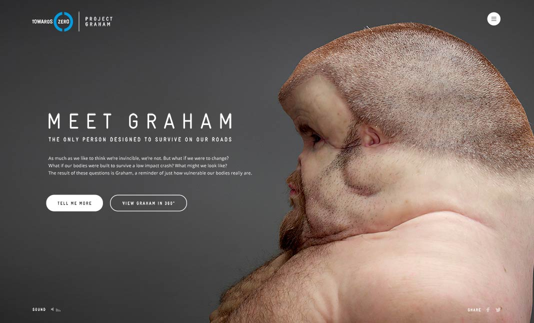 Meet Graham website