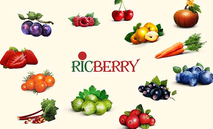 RicBerry website