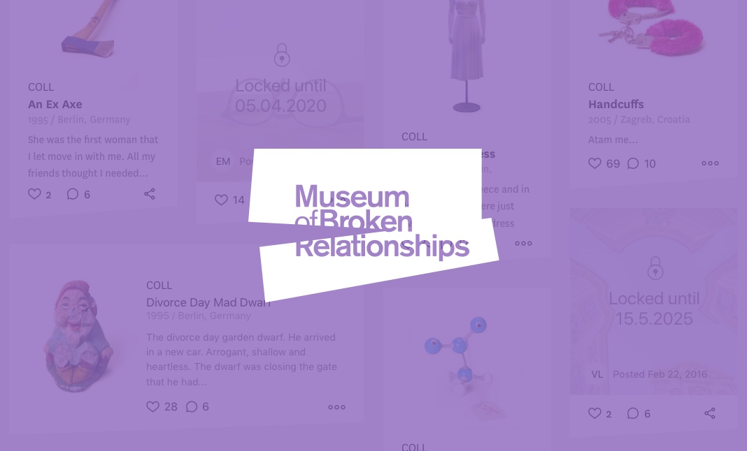 Brokenships website