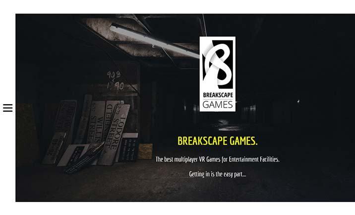 Breakscape Games