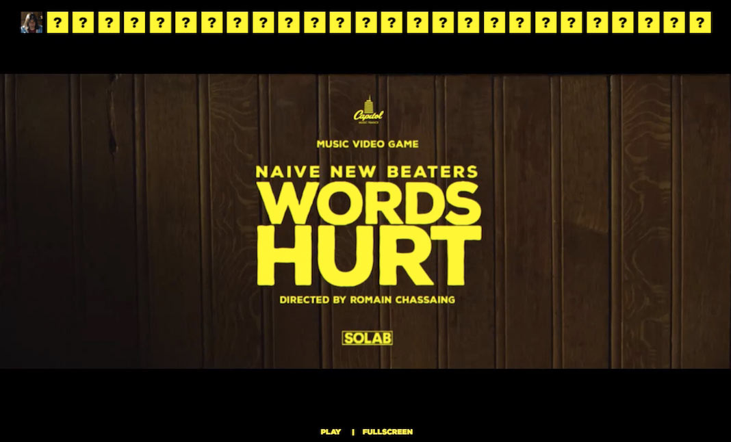 Words Hurt - The Movie