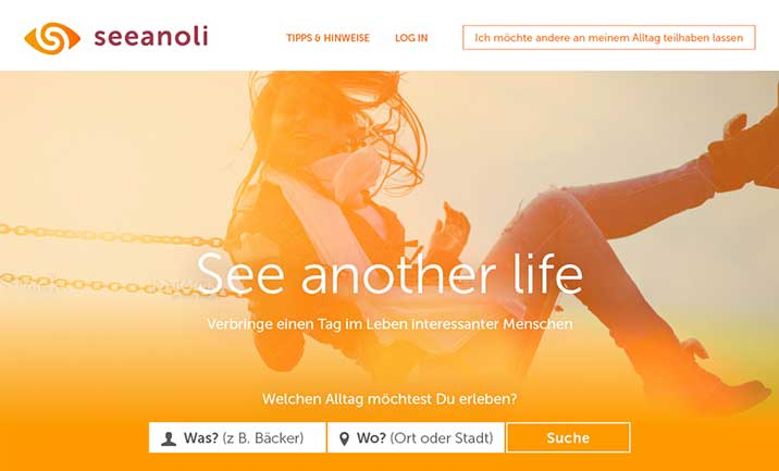 Seeanoli website