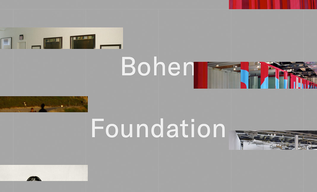 Bohen Foundation website