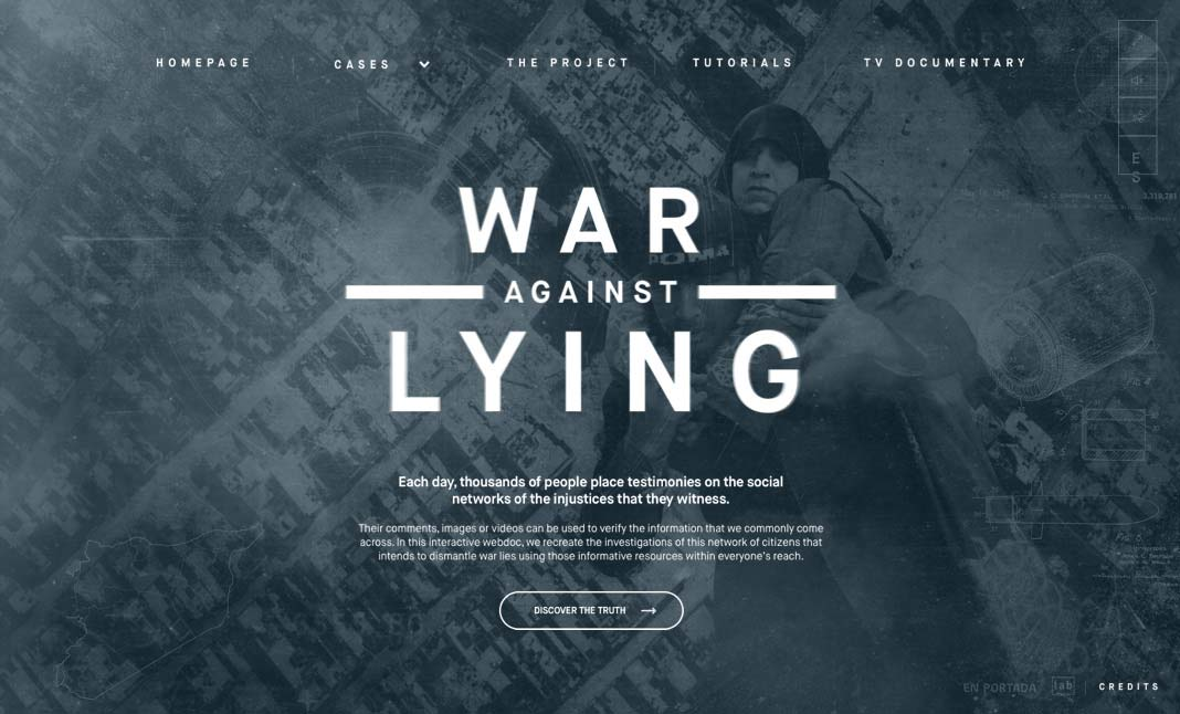 War Against Lies
