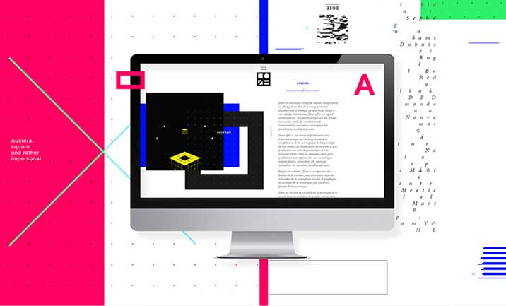 Doze Studio website