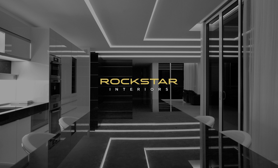 Rockstar Interiors website