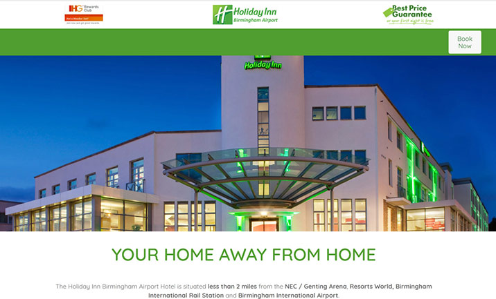 Holiday Inn® Birmingham Airport