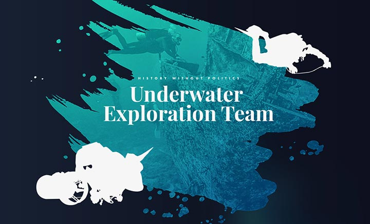 Underwater Exploration Team website
