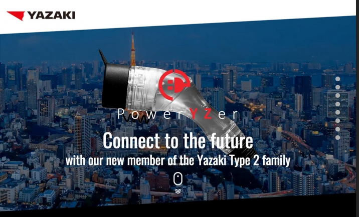 Yazaki PowerYZer website