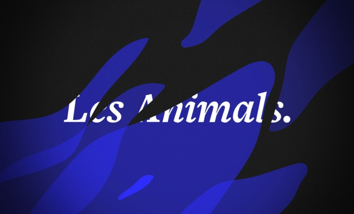 Les Animals website