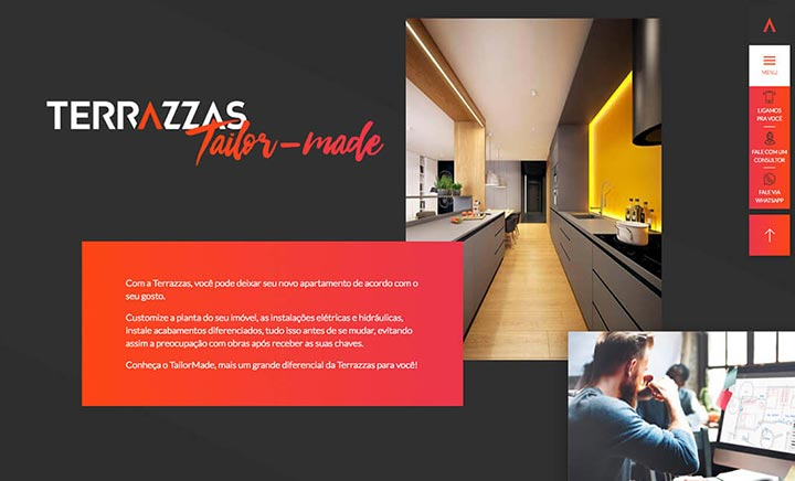 Terrazzas website