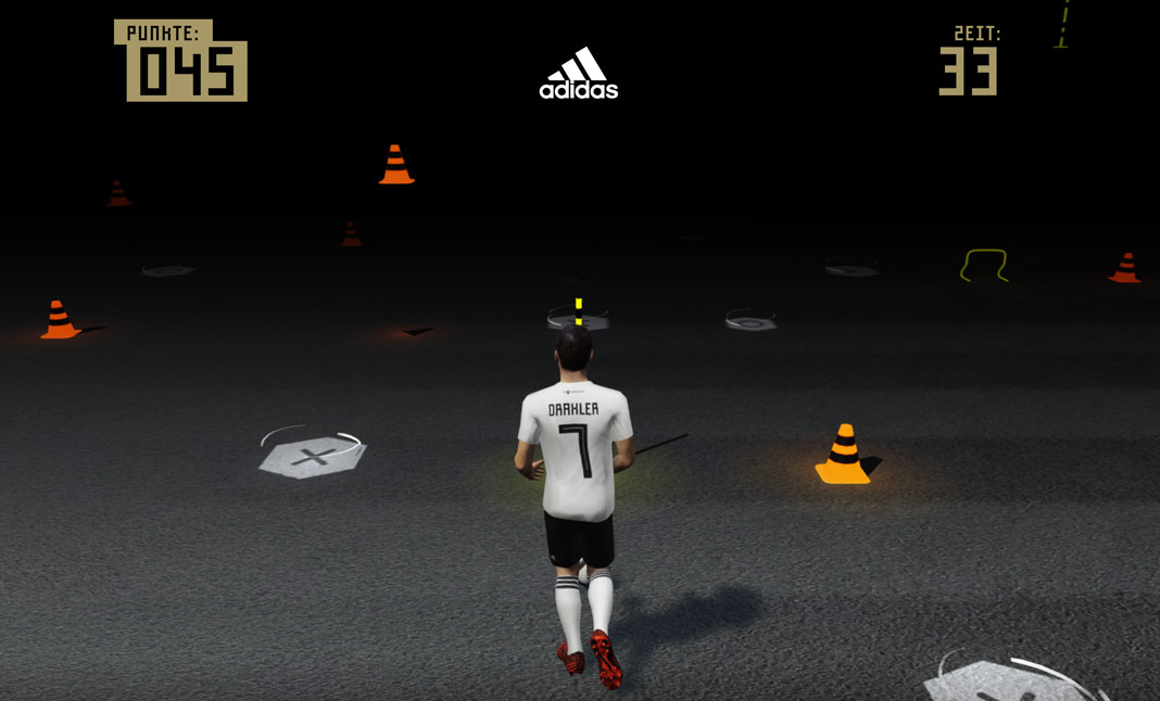 adidas | DFB Jersey Game screenshot 2