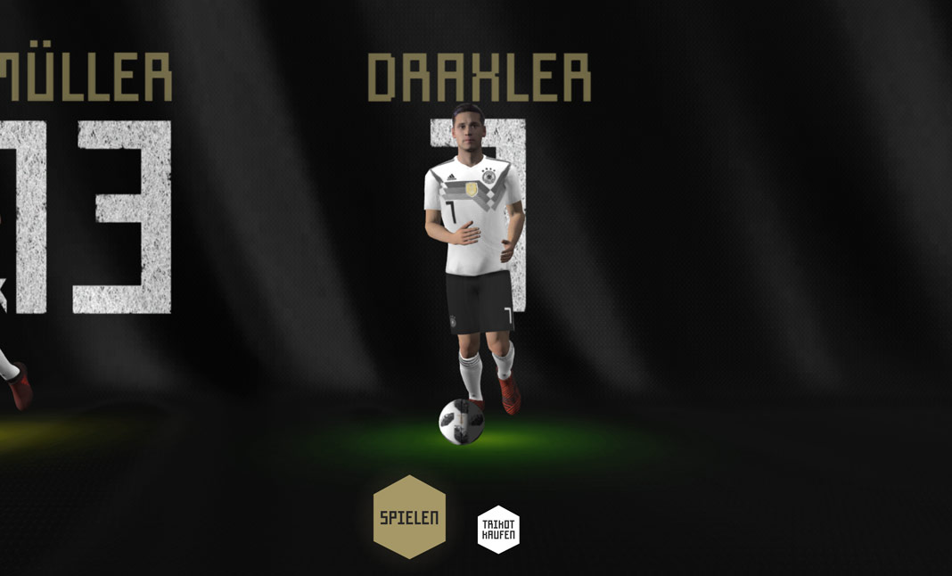 adidas | DFB Jersey Game screenshot 3