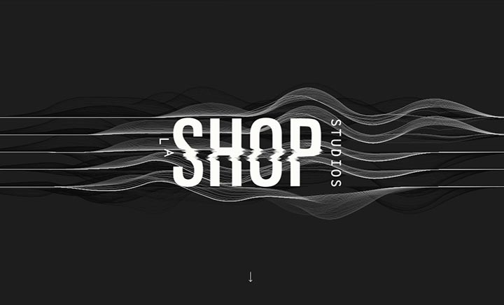 La Shop Studios website