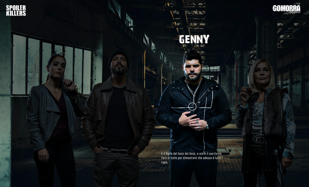 Gomorra Spoiler Killers screenshot 3