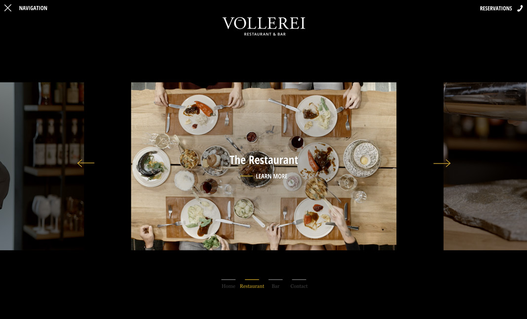 VÖLLEREI - Restaurant & Bar screenshot 2