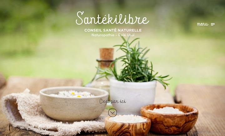 Santekilibre website