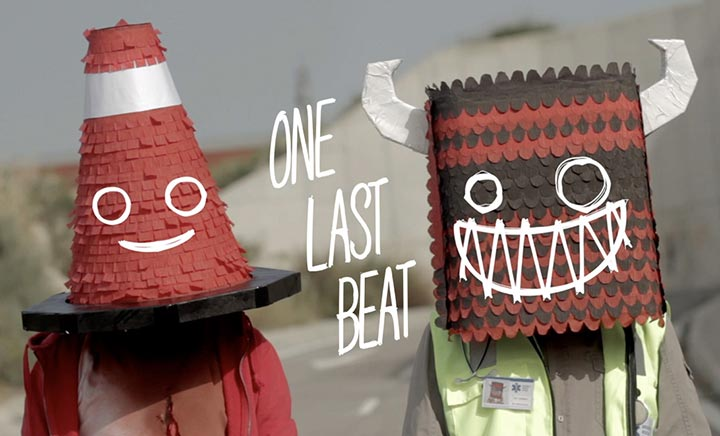 One Last Beat website