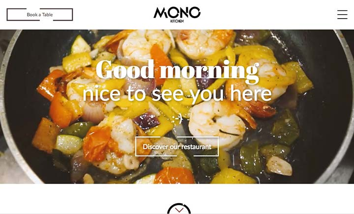 MONO Kitchen