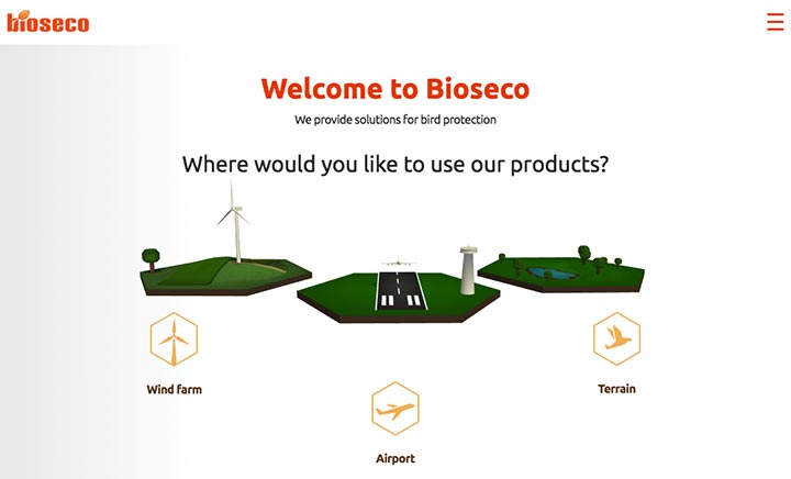 Bioseco website