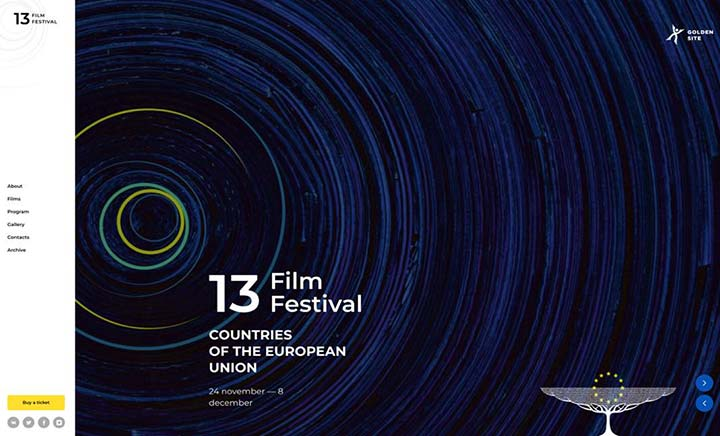 EuFilmFest website
